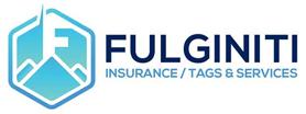 Fulginiti's Aston Auto Tags Logo